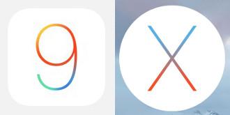 iOS 9 en OS X 10.11